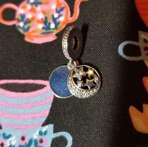 Pandora I Love You to the Moon and Back Charm
